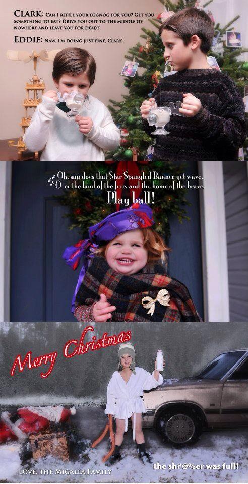 2012 Migalla's Christmas Card! Funny Christmas Card