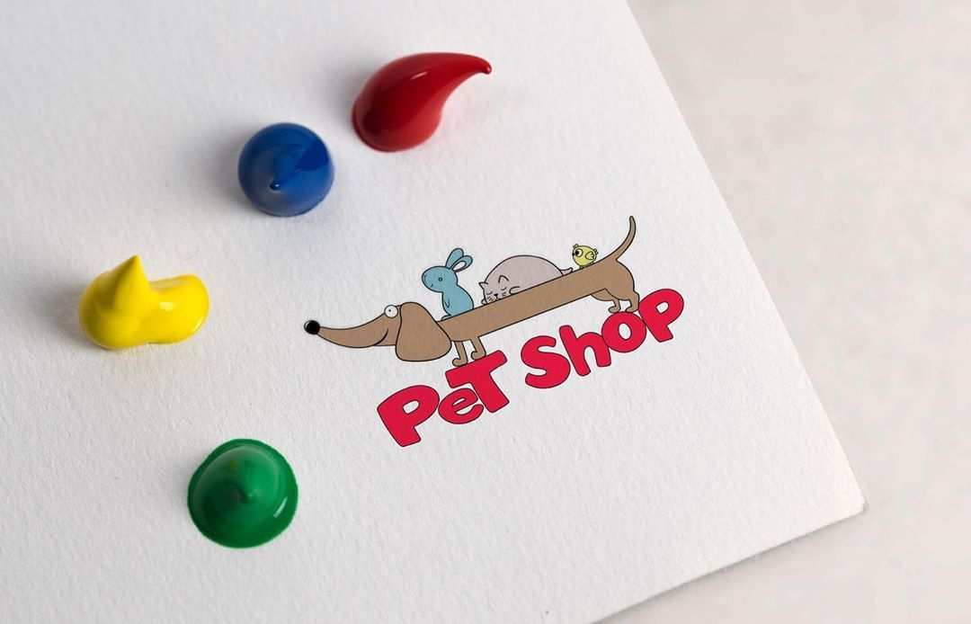 ▪️ Logo za Pet Shop ▪️ . . . . . . . . . . . . . . . . . .