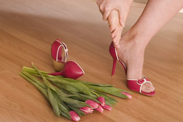как тренировать ноги при подагрическом артрите
