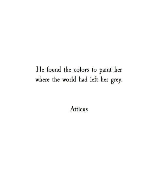 Love Poems Atticus Wallpapers Citas De Amor Frases Y