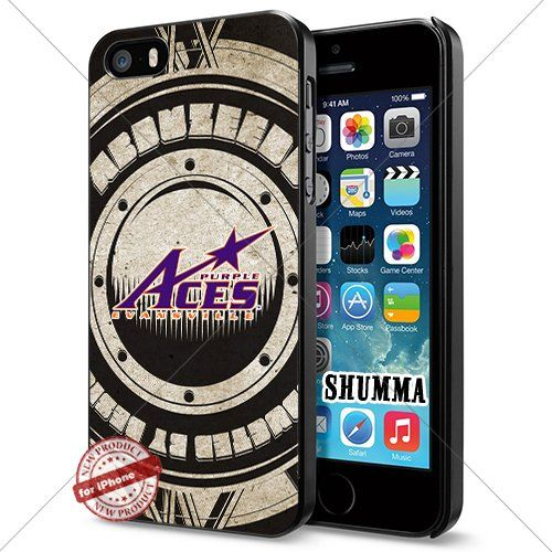 NCAA,Evansville Purple Aces, Cool Iphone 5 5s & Iphone SE...…