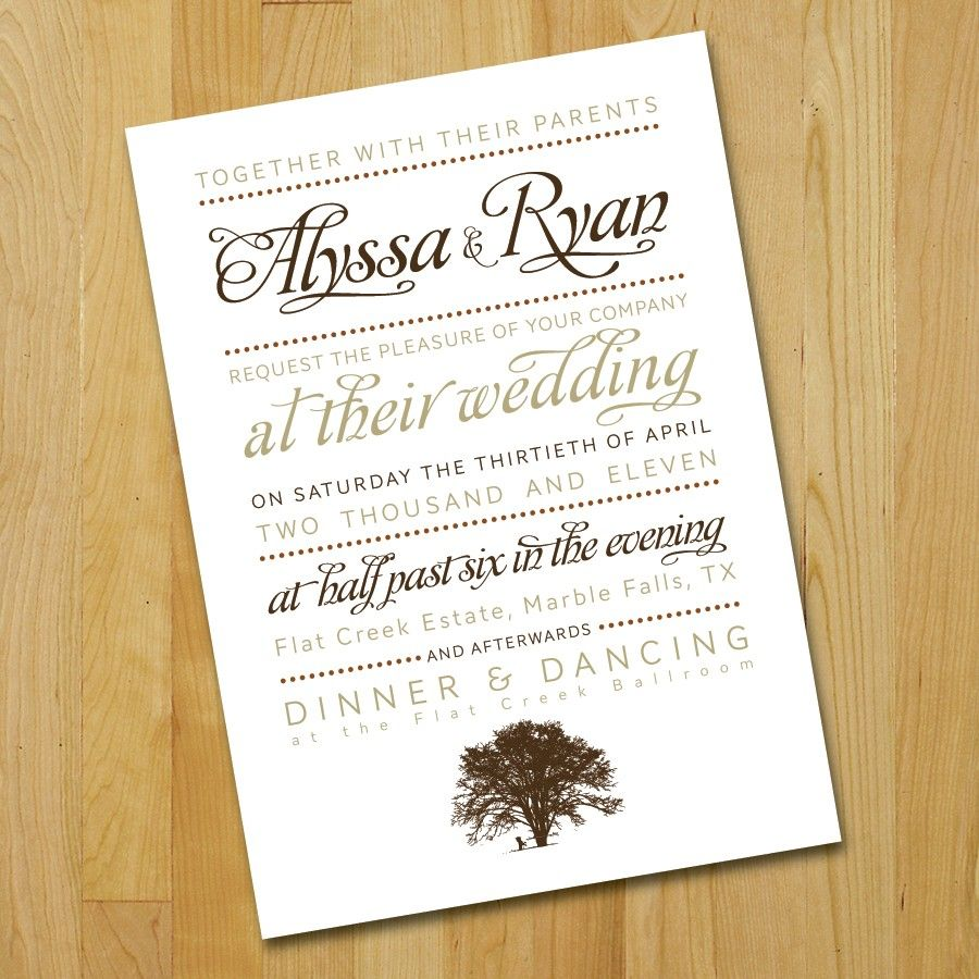 Rustic Wedding Invitation Suite - The Black Cherry Suite, Purchase ...