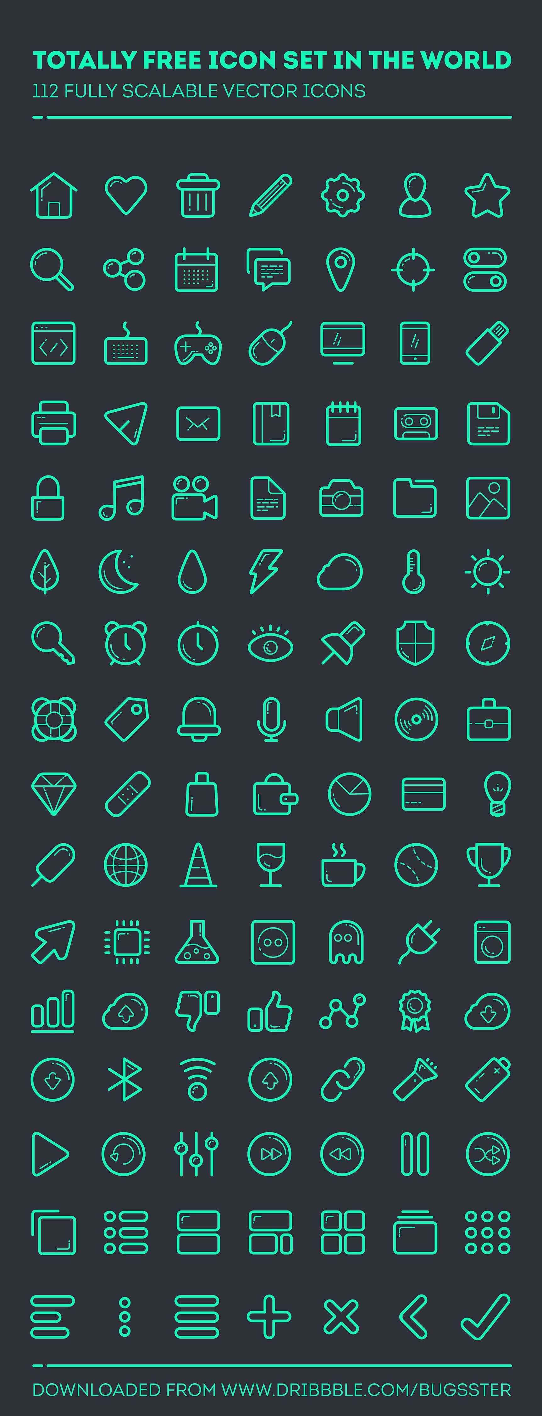 25 packs dicônes contours gratuites aussi simples quefficaces