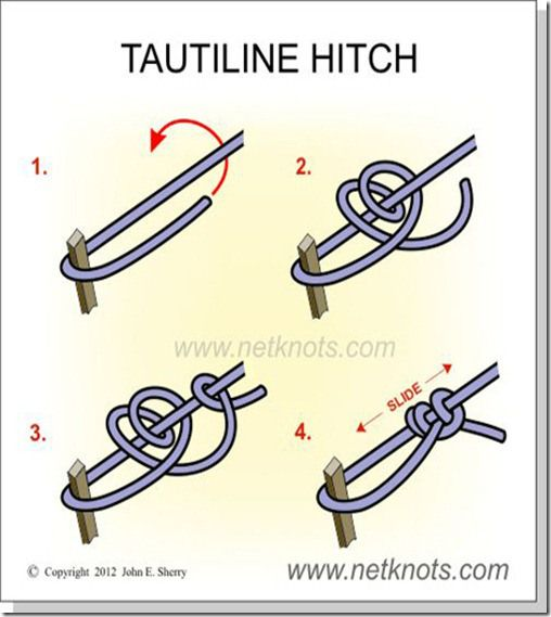 tautline-hitch