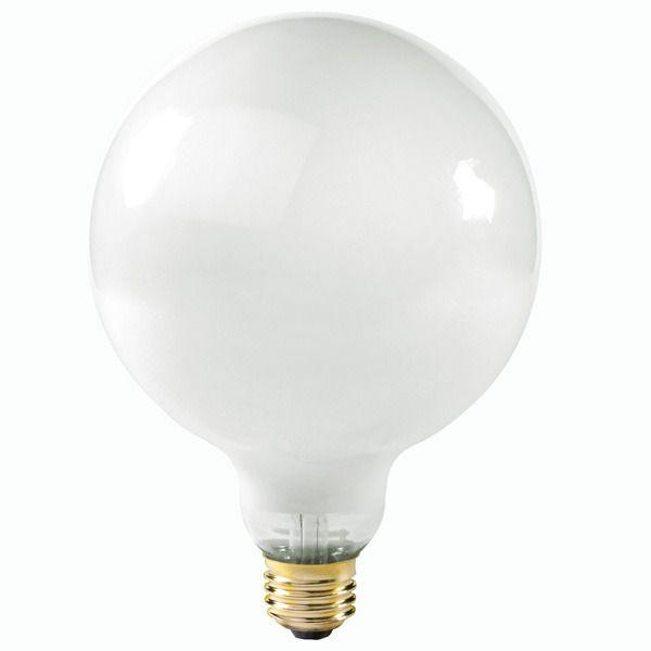 Halco 5208 150w G40 Globe 5 000 Hours Globe Light Bulbs Incandescent Light Bulb Light Bulb