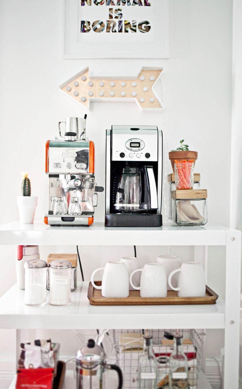 Loving a Coffee Cart | Coffee carts, Coffee and Bar