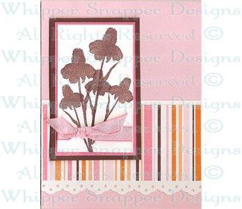WldflwrSilhouette10 - Wildflower Silhouette - Cling Mount Sets 26-50 - Gallery