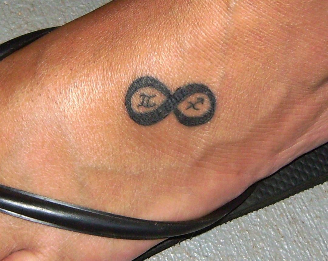 And Pisces Tattoos Together Gemini