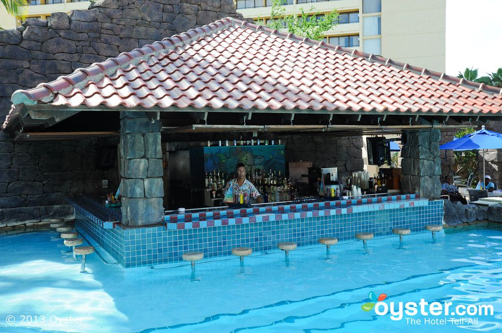 Balashi Bar Grill At The Hyatt Regency Aruba Resort And Casino
