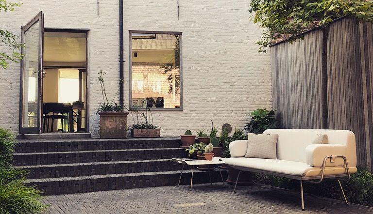 Patio viteo otium tuinarchitectuur moderne tuinen
