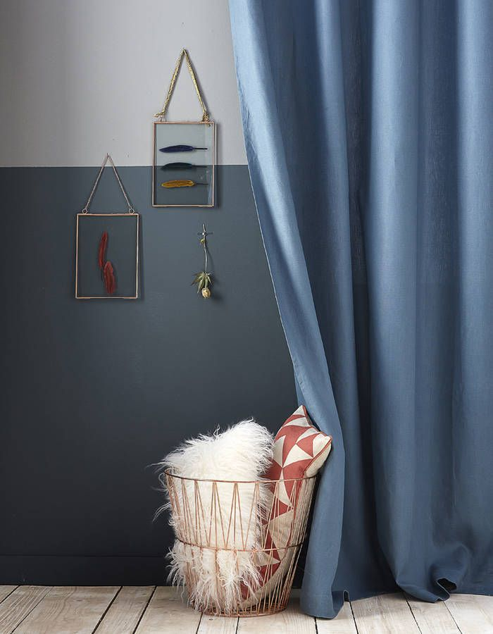 Rideau intemporel - Des idées de rideaux pour faire rêver vos