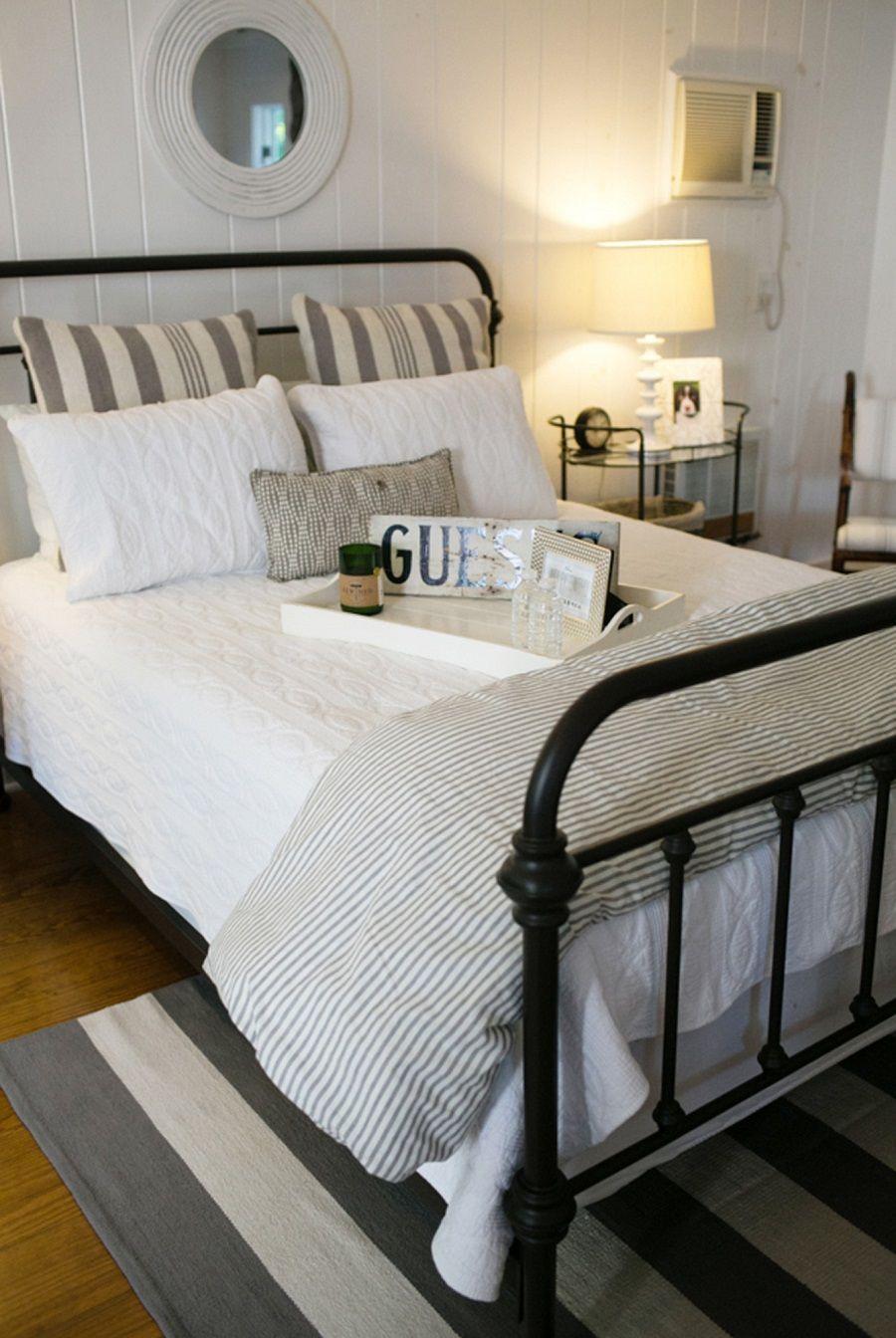 Cómo diseñar el dormitorio de huéspedes perfecto para tus
