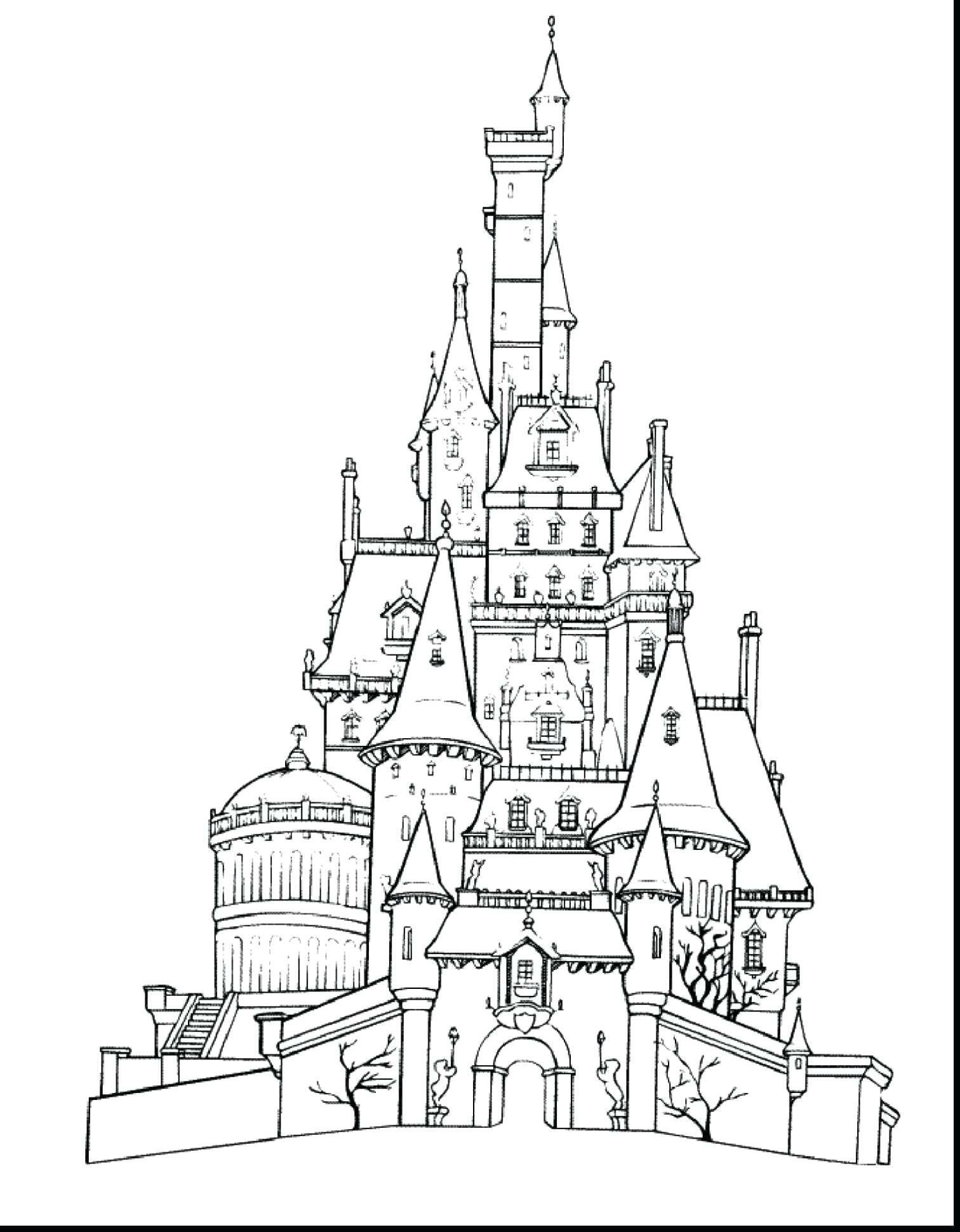 Disney Princess Castle Coloring Pages Coloring Pages Coloringastle Pages Fresh Best World Castle Coloring Page Disney Coloring Pages Free Disney Coloring Pages