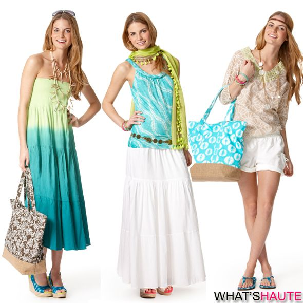 1000  images about beach resort wear on Pinterest  Drawstring ...
