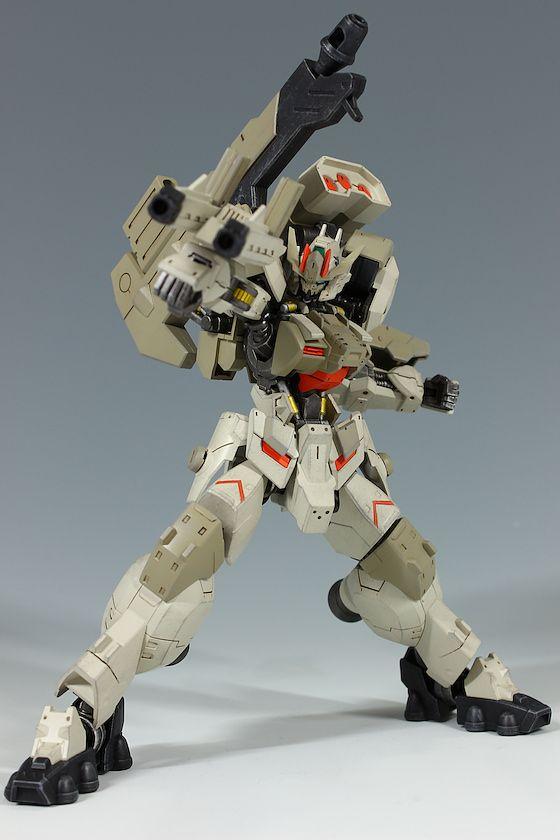 1//144 HGIBO Gundam Astaroth IBO Gekko Model Kit Mobile Suit Gundam