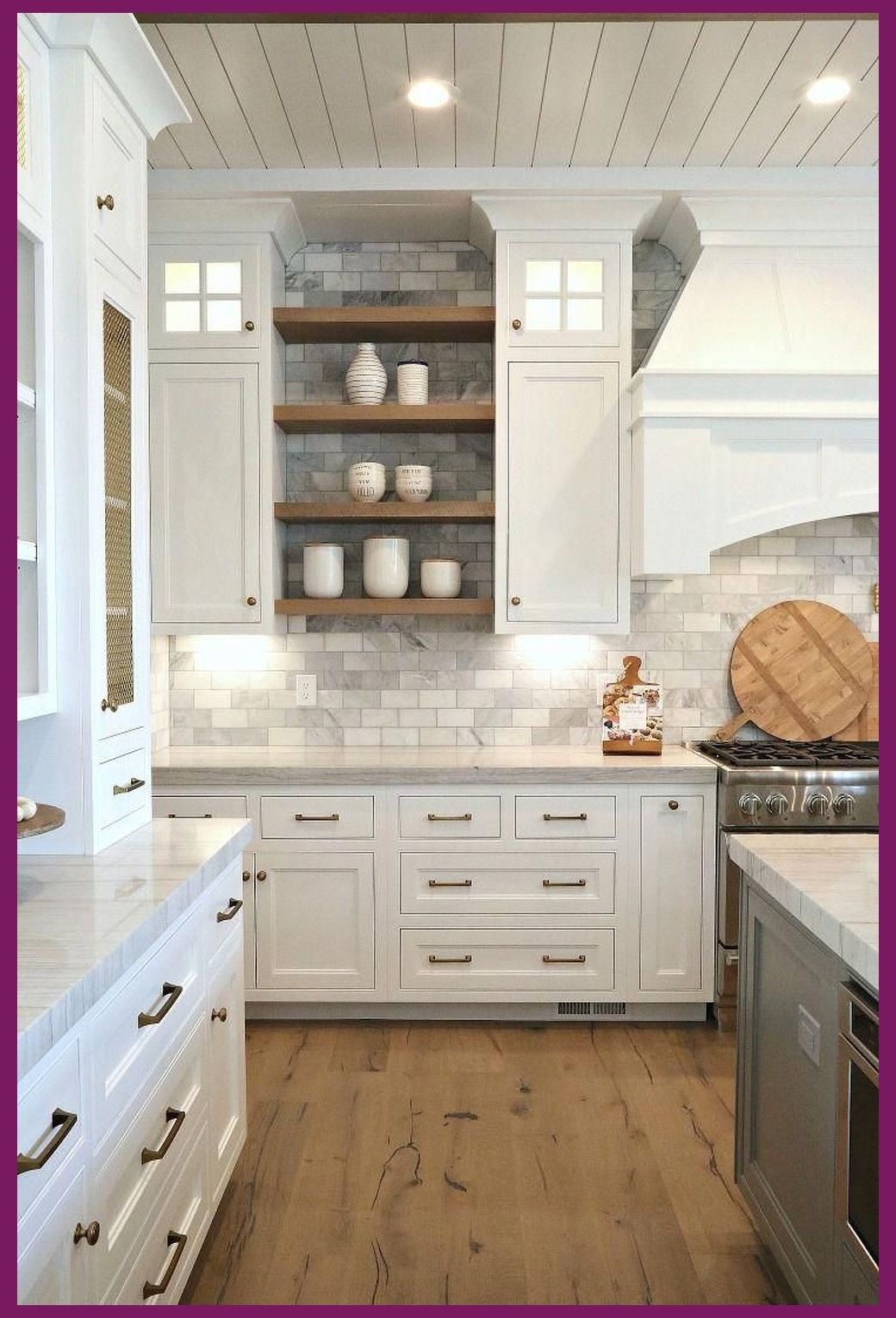 Need Some Ideas For Your Kitchen Decor Tips Cheap Makeover Home Kitchens Farmhouse Backsplash