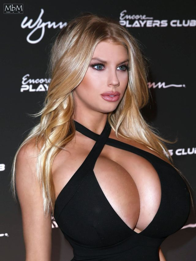 Of Course Men Prefer Blondes With Large Breasts