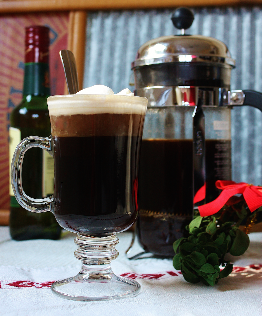 Ring in the Holidays With I Draw Slow's Irish Coffee | The Bluegrass Situation