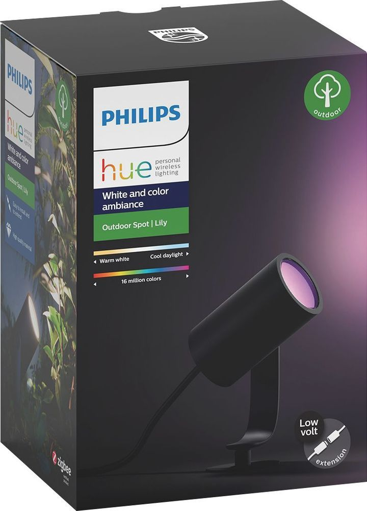 Hue Play White /& Color Ambiance LED Bar Light Extension Multicolor Philips