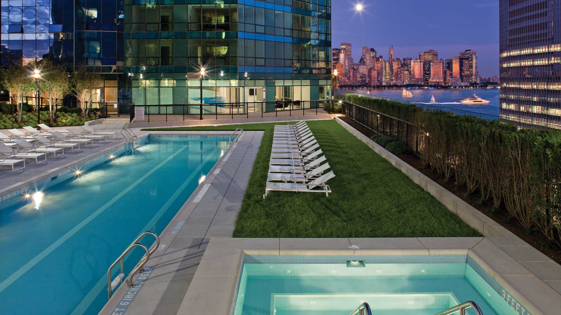 70 greene apartments downtown apartment jersey city