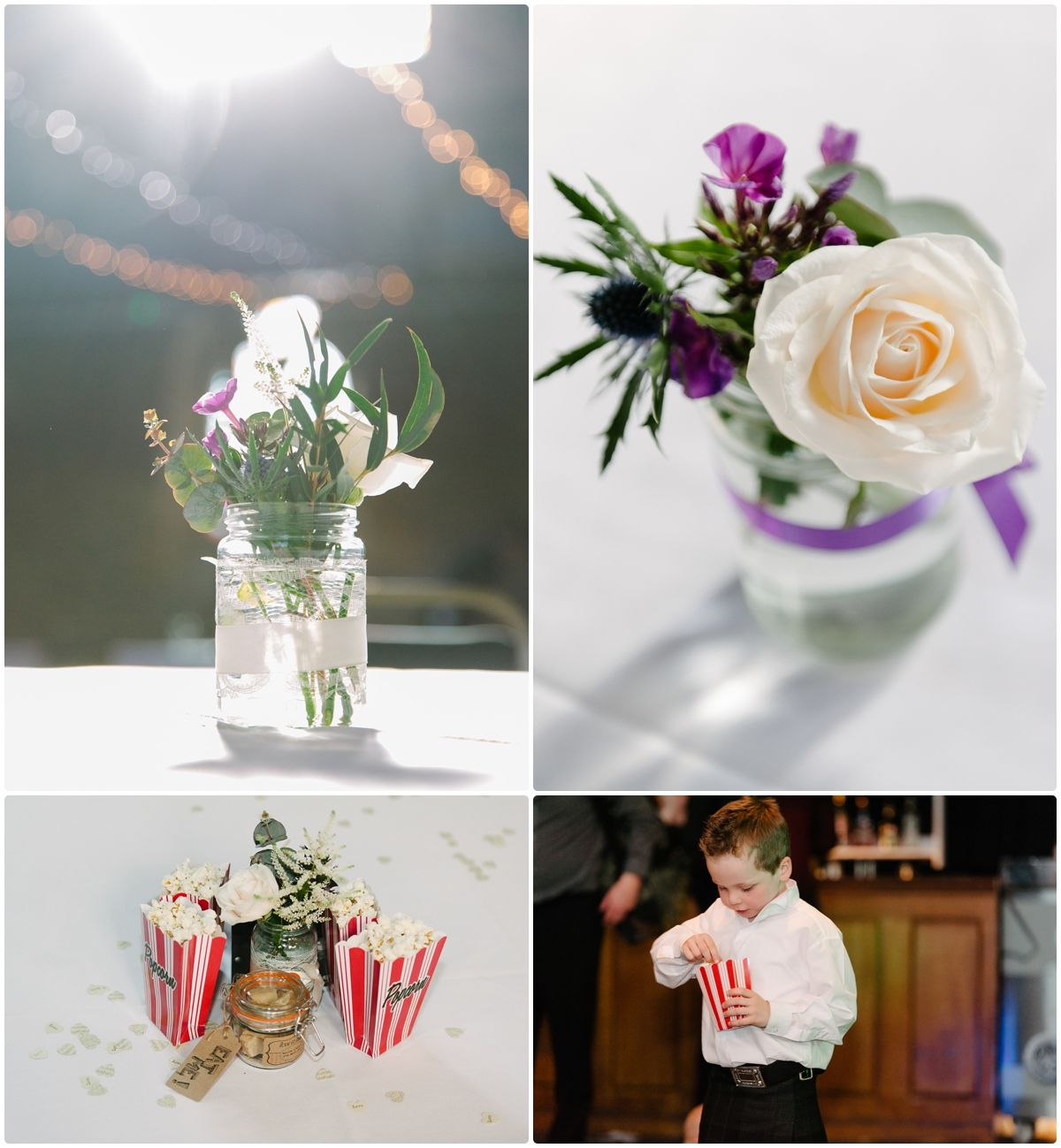 Katrina and Ronnie\'s Cottiers Theatre Wedding movie themed wedding ...