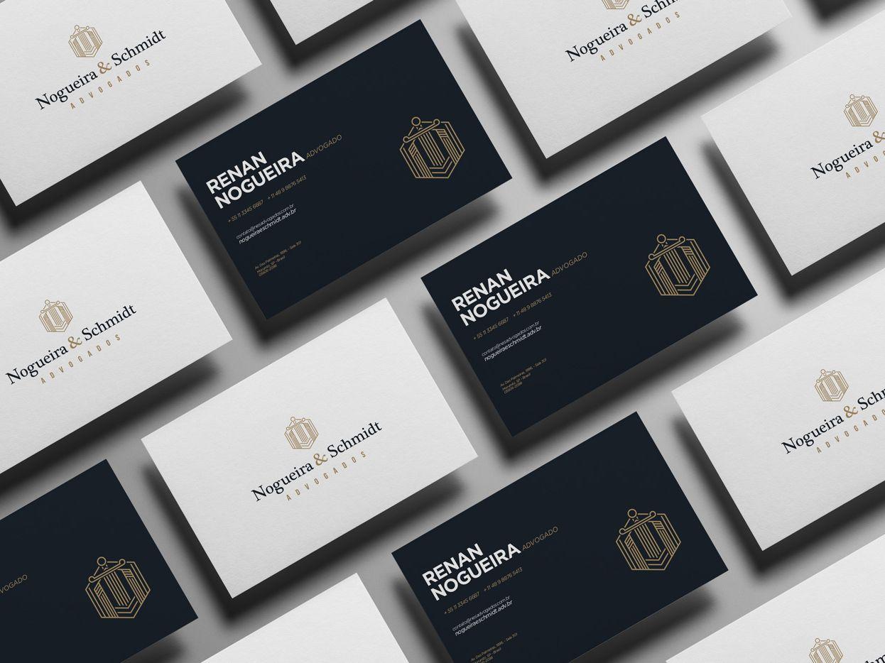 Business Card Design Psd