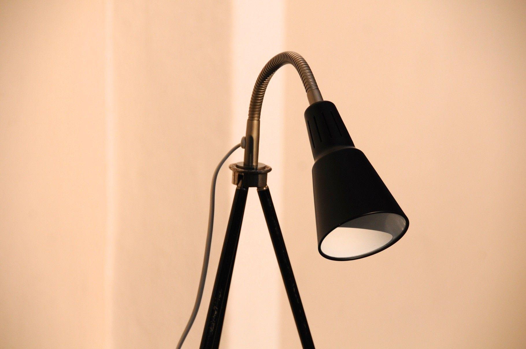 Tripod Lampe Architekt Bauhaus Stil Tripod lampe