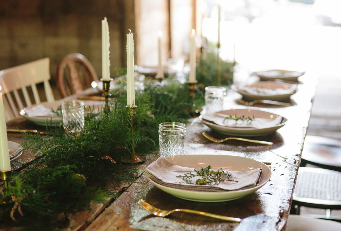5 Easy and Affordable Tricks For Your Outdoor Tablescape