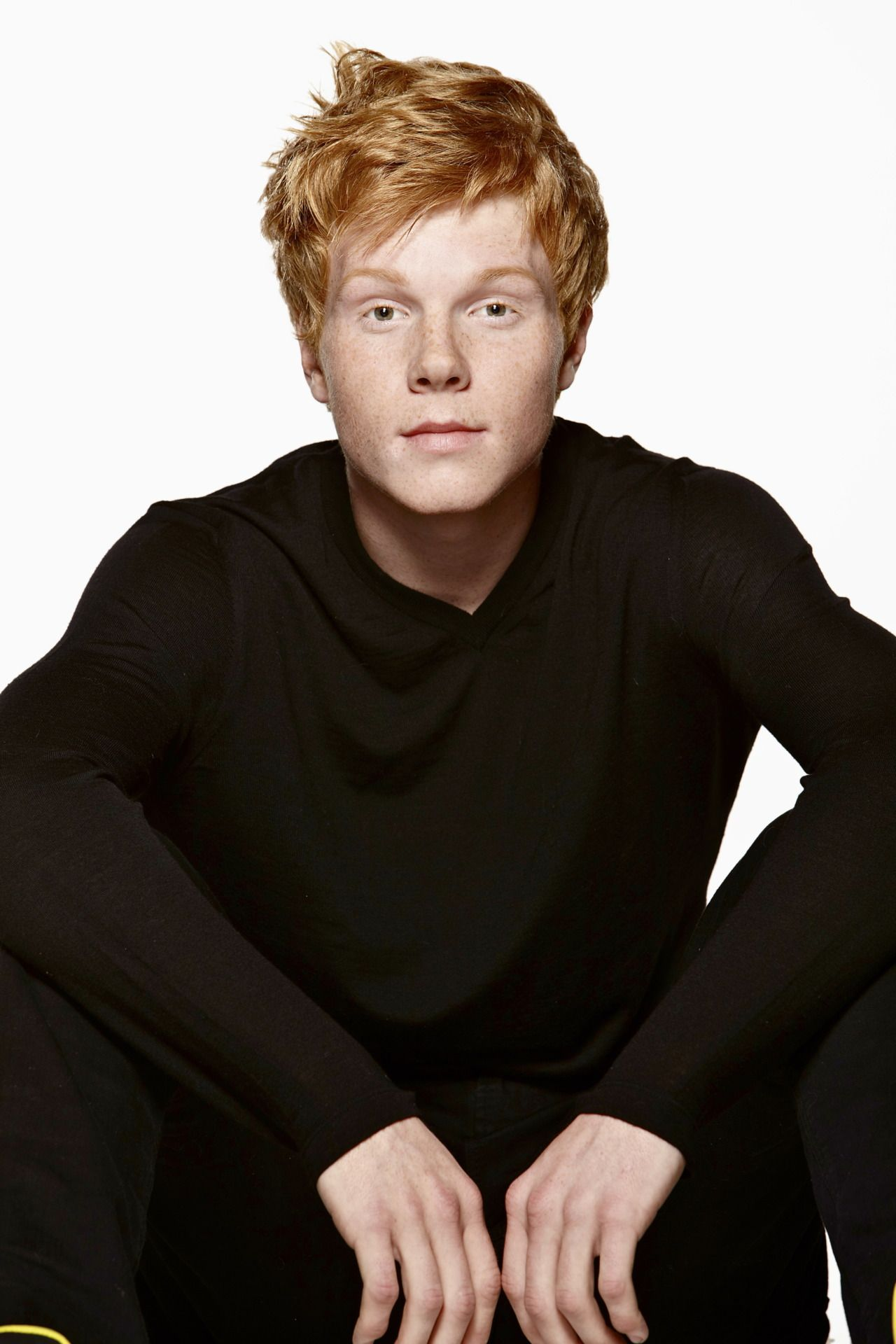 Adam hicks heus adorable and a ginger which makes him basically