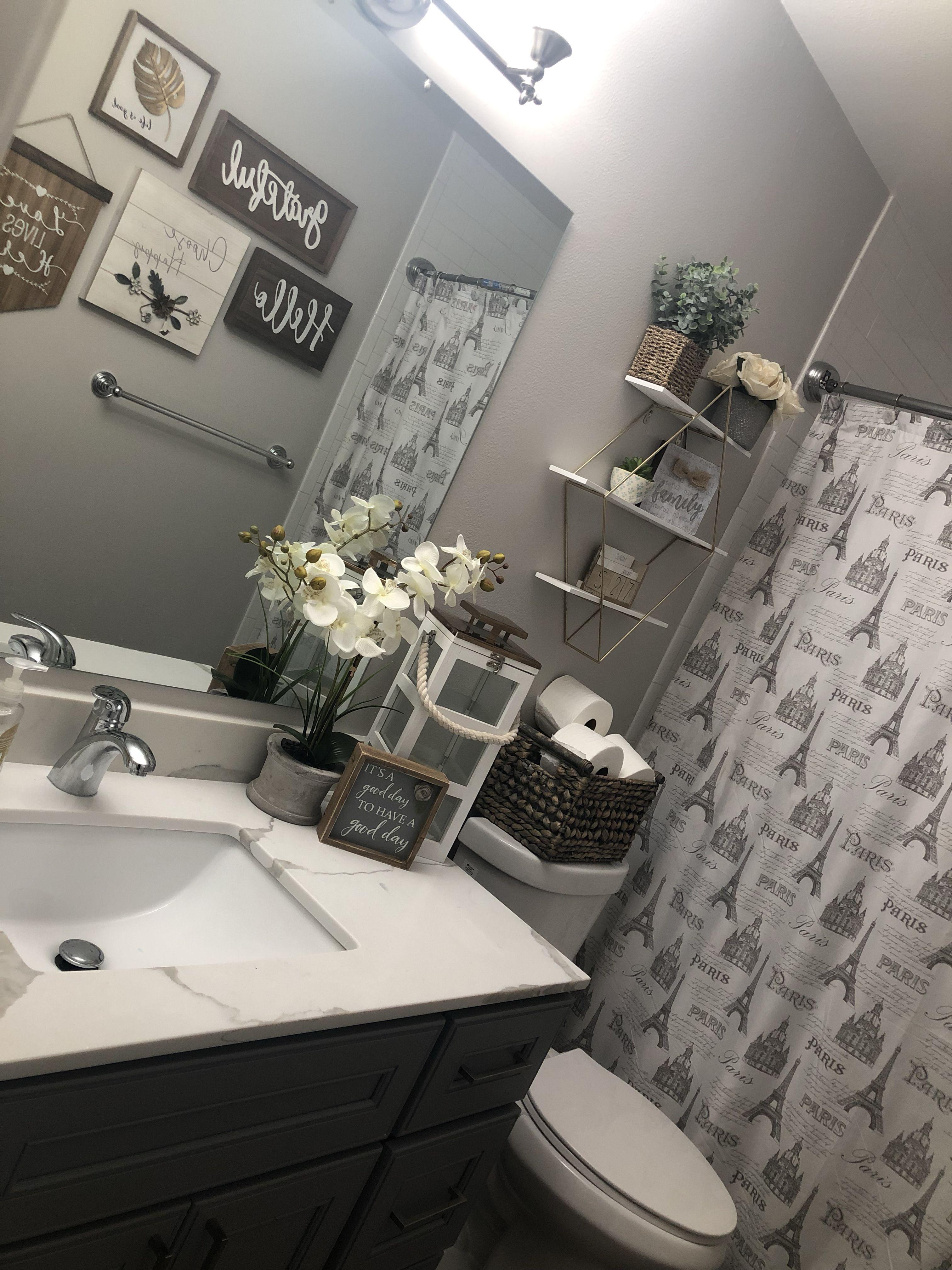 Bathroom Decor Ideas Small Gold Bathroom Decor Brown Bathroom Decor White Bathroom Decor Decorate my bathroom walls
