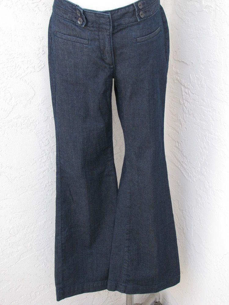 Ann taylor loft petite bootcut jeans