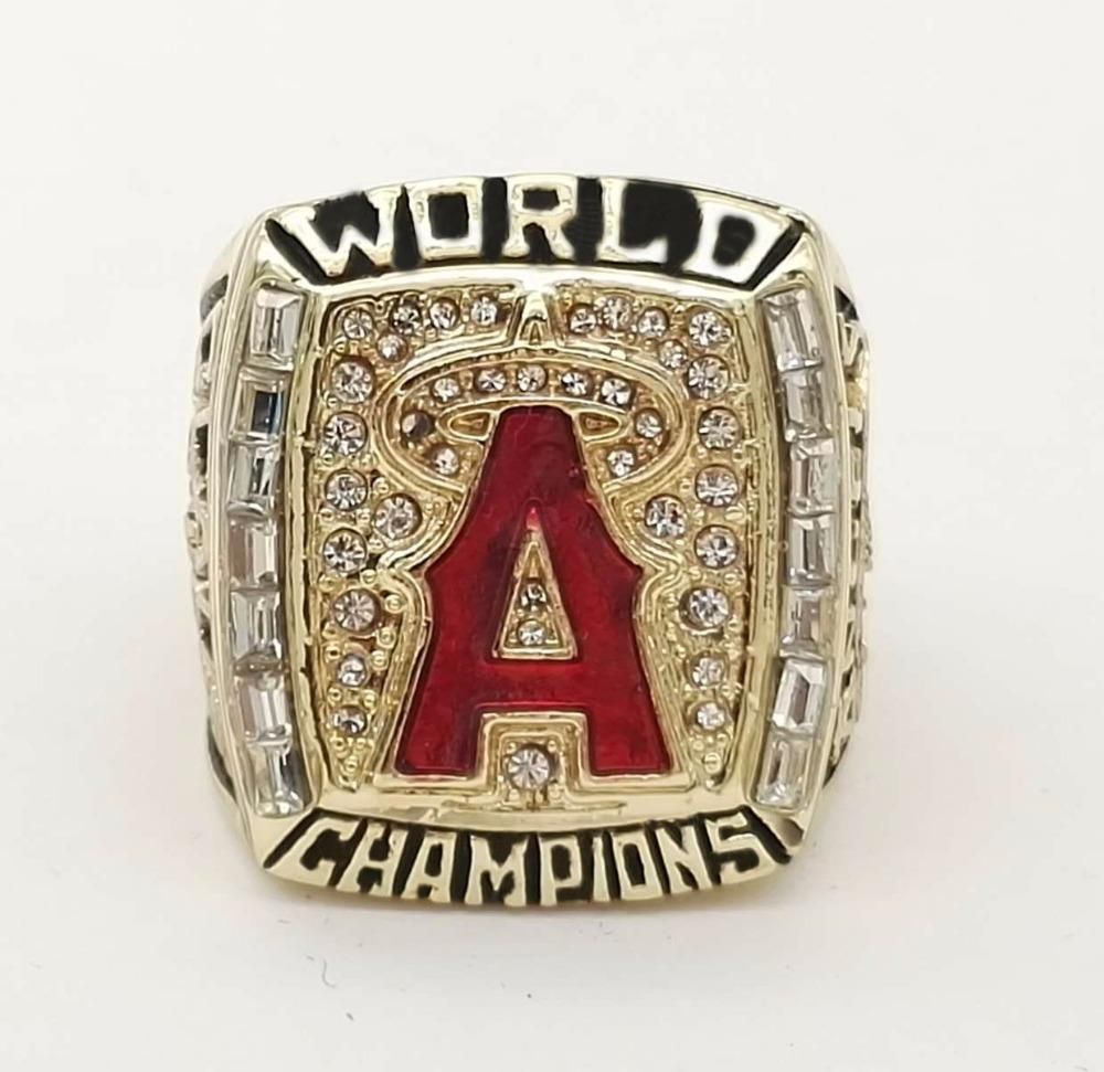 Premium Series Rings Start At 98 99 These Are Plated With 18k Gold 925 Serling Silver Or Both And Ar Angels World Series World Series Rings Anaheim Angels
