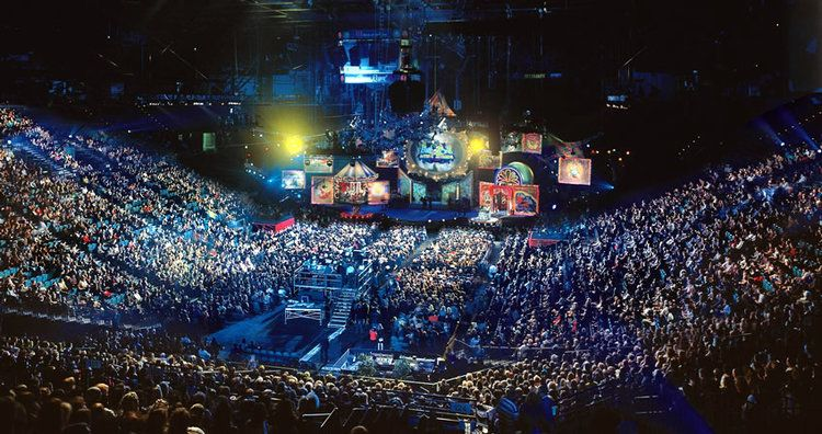 MGM Grand Garden Arena for the 2014 Billboard Music Awards