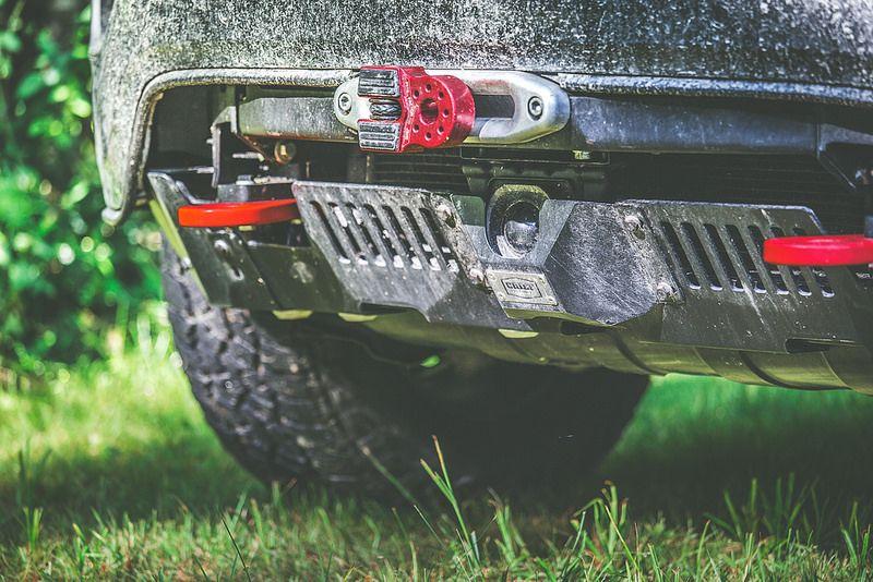 Halley 2017 Wk2 Trailhawk Build Page 12 Jeep Garage Jeep