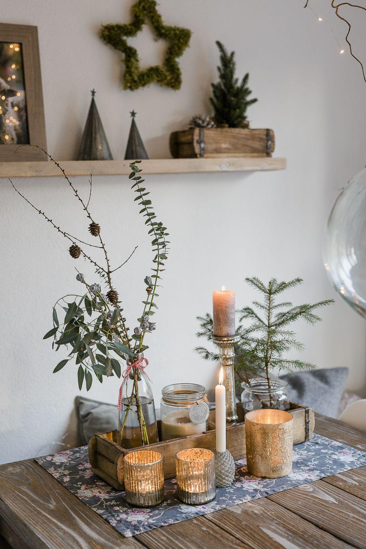 Weihnachtsdekoration und ein schnelles DIY #diyinterior