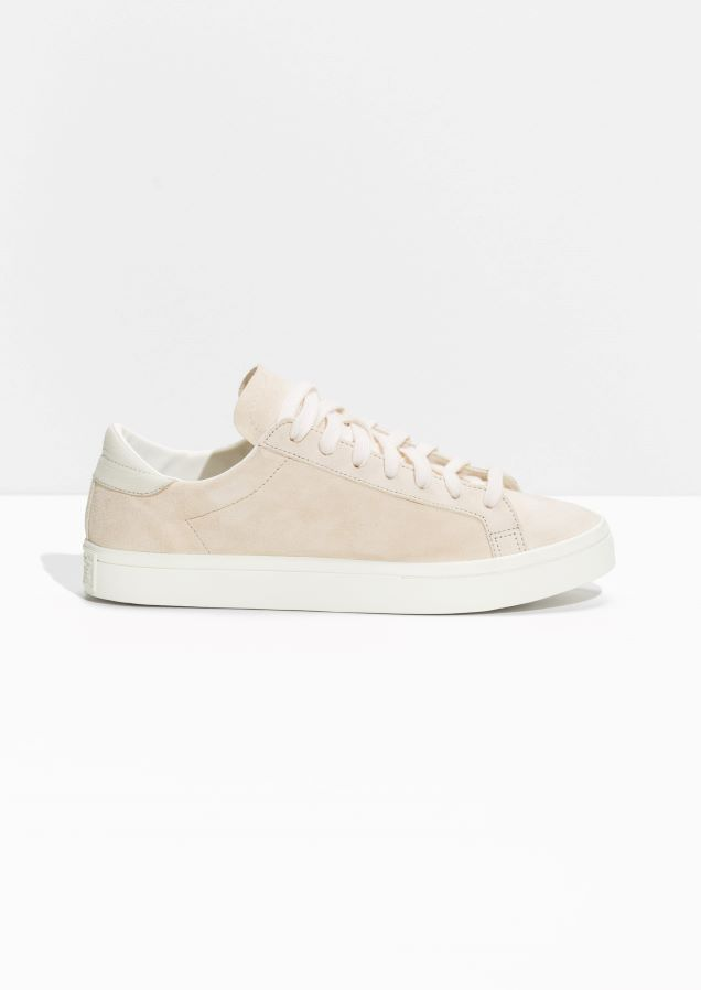 & OTHER STORIES Adidas Courtvantage Sneakers