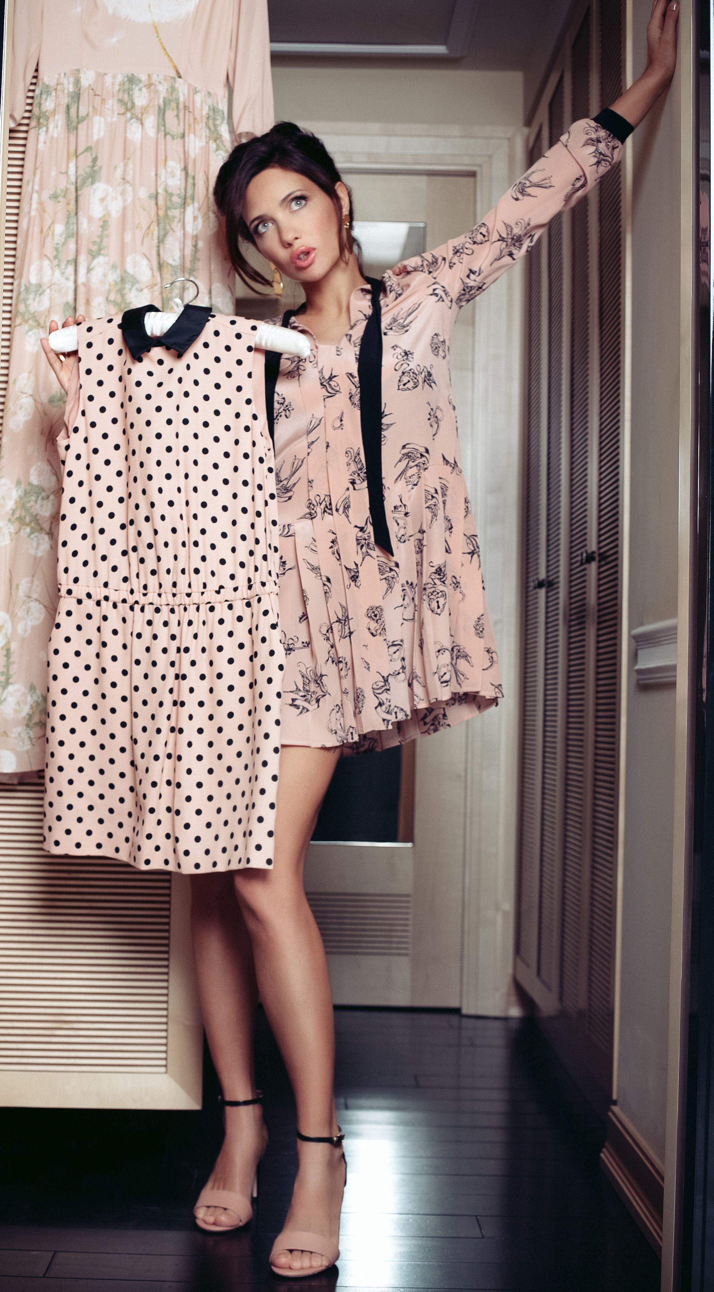 Перезвон платье