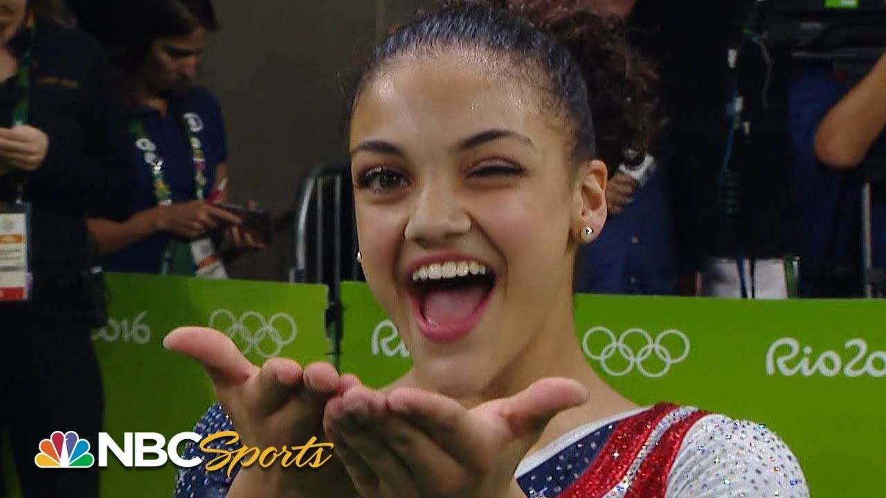 Every Laurie Hernandez medalwinning performance from Rio