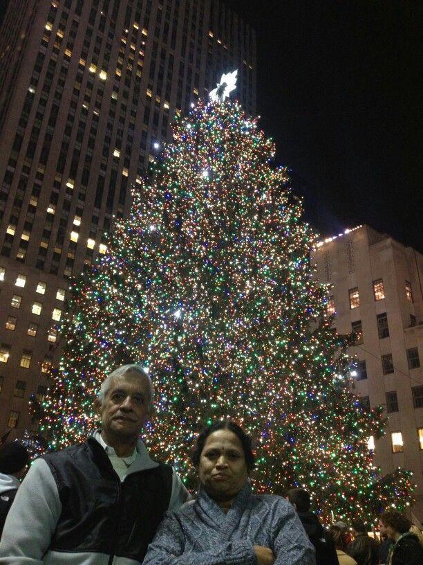 big christmas tree nyc - Big Christmas Tree In New York
