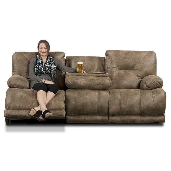 Triple Recliner Sofa From Jackson