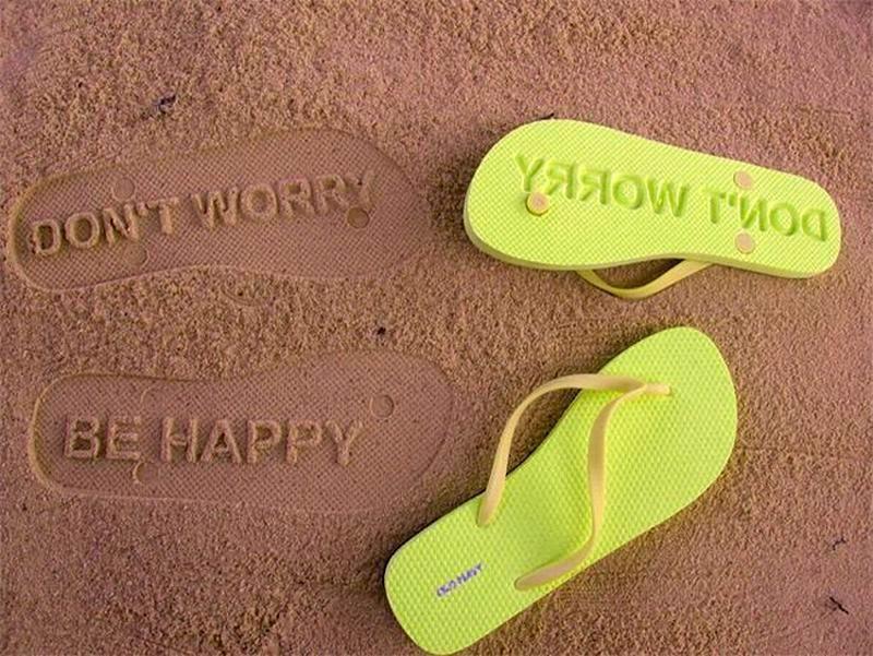 ...be happy