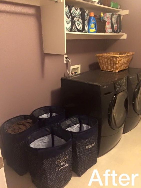 Stand Tall Bins Thirty One Laundry Room Thirty One