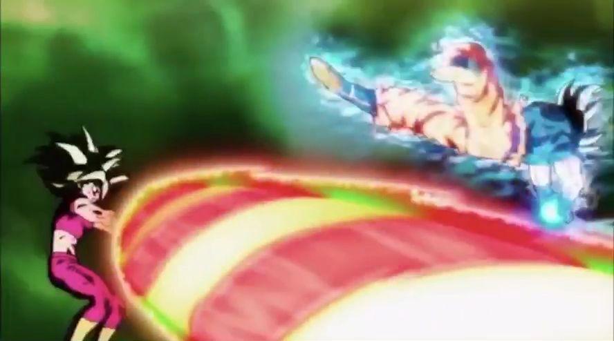 Smoothest Kamehameha Video Anime Dragon Ball Super Dragon Ball Super Goku Anime Dragon Ball