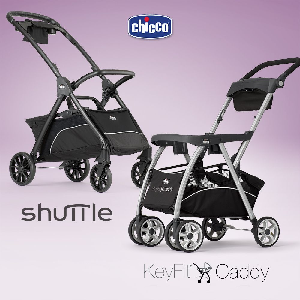 Keep it Simple The ultra lightweight Chicco Shuttle and