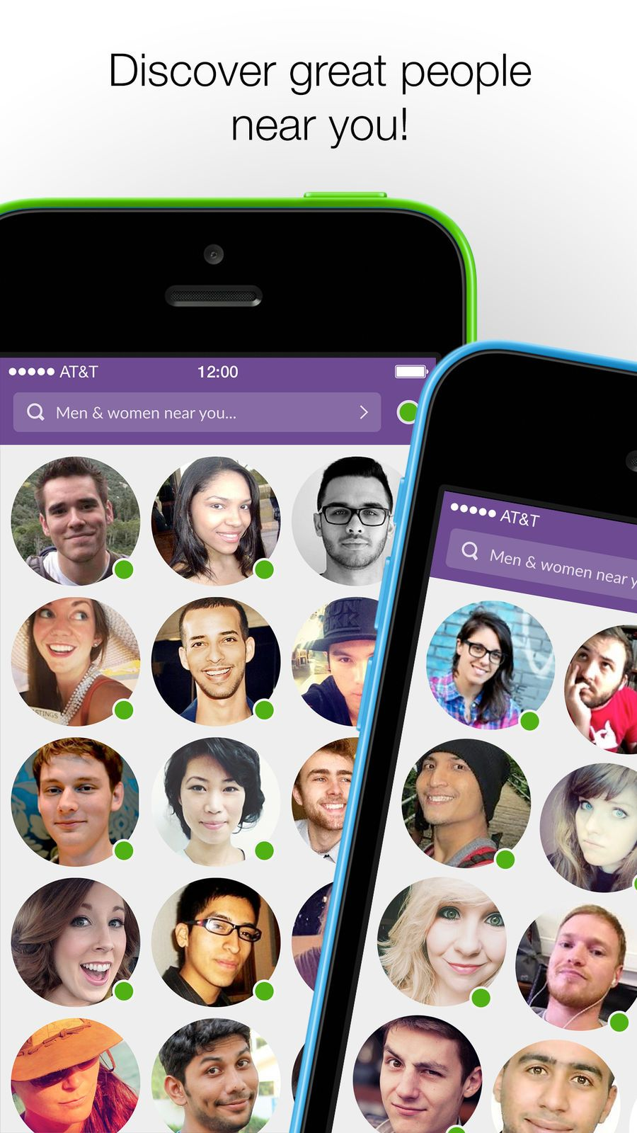 MeetMe Go Live, Chat People app, Online dating, Chat app