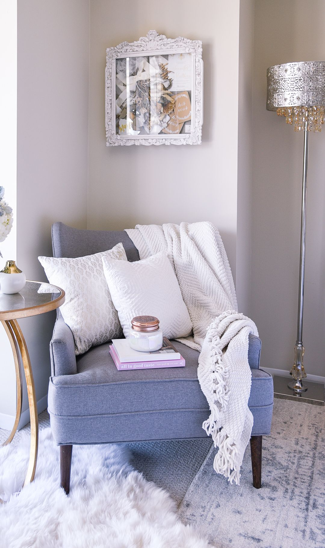 How To Style A Cozy Corner Home Decor Bedroom