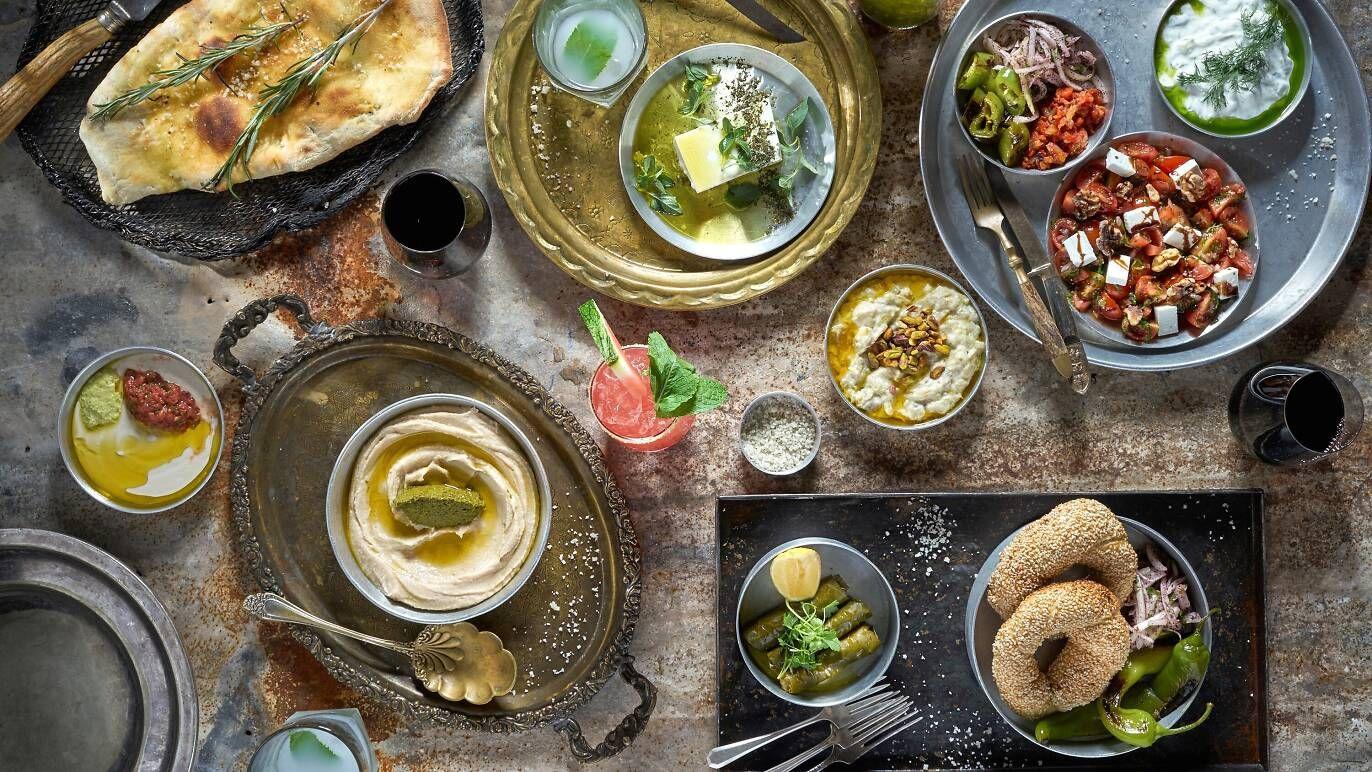 Seven Super Vegetarian Friendly Restaurants In Tel Aviv Vegetarian Friendly Restaurants Eat Food