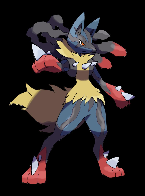 Lucario Evolution