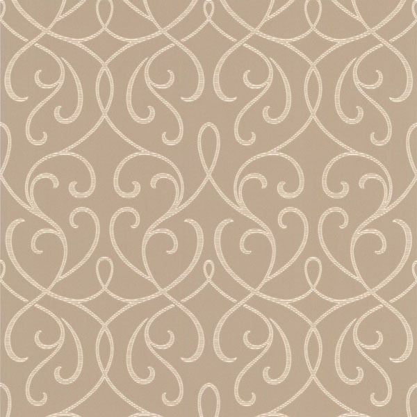 Superior Product Description Accents DL30449   Accents Alouette Beige Mod Swirl  Wallpaper Presents A Mesmerizing Pattern Of Intricate Swirls In Modern  Beige Color.