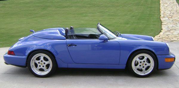 porsche 911 964 speedster 1989